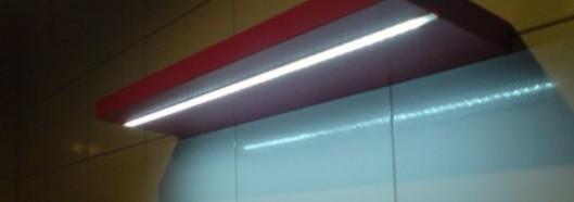 Oświetlenie LED – projekt i wykonanie