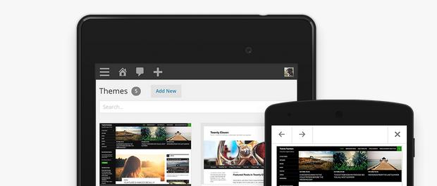 obrazek - WordPress - widoki responsywne